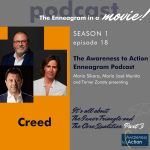 S1E18: Rocky, Rocky Balboa, Creed, and the Inner Triangle of the Enneagram (Part 3)